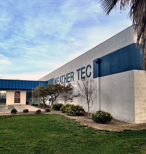 WeatherTec Headquarters, Fresno CA